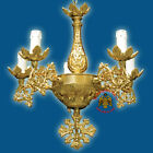 Orthodox Church Chandelier for 3, 4, 5, 6, 7 or 8 Electric Lights Kronleuchter