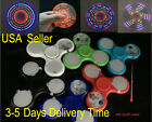 NEW 5-LED Multiple Auto Lights Patterons Changing fidget hand finger spinners