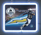San Diego Chargers Anniversary 50 th Brand New Neon Light Sign $43.98 USD