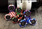 Fidget Spinners FLAG 3 Leaf Camouflage Fidget Hand Spinner, Stress Reliever Toy