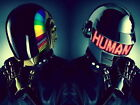 Daft Punk Helmets House Music Pop Art Print POSTER Plakat