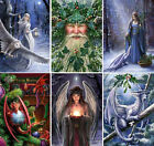 FANTASY NEW AGE YULE MIDWINTER SOLSTICE GREETING CARDS - ANNE STOKES