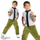 FANCY DRESS COSTUME ~ BOYS BEN 10 OMNIVERSE CHILD AGE 3-8 YEARS