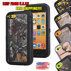 Hybrid Dual Layer Defender for Apple iPhone 5C Hard Case with Screen Protector