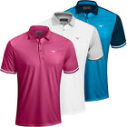 25% OFF RRP Mizuno Golf Origami Drylite Performance Mens Golf Classic Polo Shirt