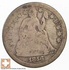 1856 Seated Liberty Silver Dime *2691