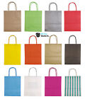 Cheapest - Luxury Party Bags - Kraft Paper Gift Bag With Handles-Loot Bag -Small