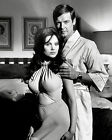 ROGER MOORE 138 WITH MADELINE SMITH (007 JAMES BOND) PHOTO PRINTS AND MUGS