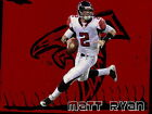 Matt Ryan Atlanta Falcons NFL Wall Print POSTER US on eBay