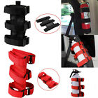 Внешний вид - Auto Car Fire Extinguisher Fixing Holder Belt For Automobile Jeep Wrangler TJ YJ