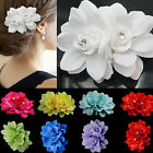 Beautiful Flower Hair Pin Clip Pin Hairband Bridal Wedding Party for Women COOL
