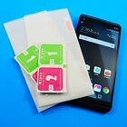 3 x Premium LG V20 HD Tempered Glass Screen Protector 9H Hardness Lot