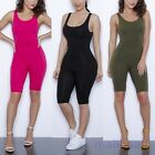 Women Bodycon Summer Jumpsuit Short Romper Slim Clubwear Backless Bodysuit  hot