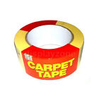 Carpet Tape Adhesive New Heavy Duty For Smooth Floor Surfaces - 48mm x 25 meter