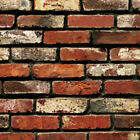 Brick Style Contact Paper Decorative Self Adhesive Peel Stick Wall Paper Decor