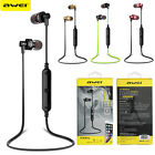Awei A990BL Bluetooth 4.1 Sport Stereo Headset Noise Earbuds Wireless Headphones