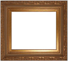"6"" WIDE Bronze ornate antique family Oil Painting Wood Picture Frame 9207G 36x48"