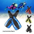 WHALE Kids Adult Dive Snorkeling Swimming Diving Fins Flippers Water Sports Y0J5