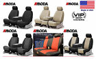 Coverking Synthetic Leather Custom Seat Covers for Hyundai Sante Fe