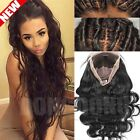 8A Silk Top Base Malaysian Virgin Human Hair 360 Lace Front Wig Full Lace Wigs s