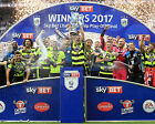 HUDDERSFIELD TOWN 2017 PLAY OFF WINNERS 01 (FOOTBALL) PHOTO PRINTS AND MUGS