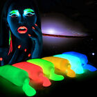 Glow Face & Body Paint Painting Halloween Party Makeup Art Kit Hand 10 Colorj0i