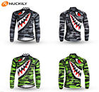 Team Breathable Cycling Sports Jersey Mens Clothing Mountain Bike T-Shirts Top