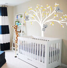 Large Koala Tree Vinyl Wall Decal For Baby Room Decor Nursery Kids Wall Stickers