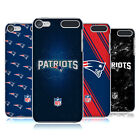 OFFICIAL NFL 2017/18 NEW ENGLAND PATRIOTS BACK CASE FOR APPLE iPOD TOUCH MP3