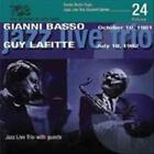 GIANNI BASSO/GUY LAFITTE - SWISS RADIO DAYS, VOL. 24 * USED - VERY GOOD CD