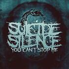 SUICIDE SILENCE - YOU CAN'T STOP ME [CD/DVD] USED - VERY GOOD CD