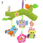 Baby Toys infant Stroller Bed Cot Crib Hanging doll Infant Animal Rattles Toy