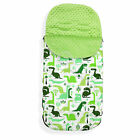 Universal Toddler Stroller cosytoes Liner Buggy Padded Footmuff XXL Tall & Wide!