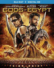 Gods Of Egypt  [Blu-ray],Very Good DVD, Geoffrey Rush, Gera