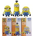 Minions BOB KEVIN STUART Despicable ME Metal Collection Figure Takara Tomy