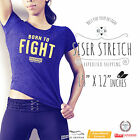 """Siser Easyweed STRETCH Heat Transfer Vinyl 15"""" X 12"""" - CHOOSE 1 FROM 21 COLORS"""