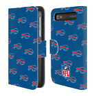 OFFICIAL NFL 2017/18 BUFFALO BILLS LEATHER BOOK CASE FOR BLACKBERRY ONEPLUS