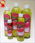 GRAPESEED OIL ORGANIC COLD PRESSED 100 PURE 2 OZ-64 OZ