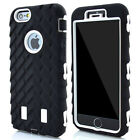 Ultra Shockproof Armor Rugged Rubber Silicone Case Cover for iPhone 7 Plus 6s 5s