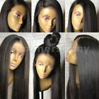 360 Unprocessed Peruvian Virgin Human Hair Full Front Lace Wig with Baby Hair s4