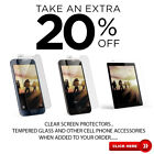 Premium Clear Screen Protectors or Tempered Glass for LG Stylo 3