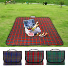 Large 200/130x150cm Waterproof Picnic Rug Travel Outdoor Beach Camping Mat