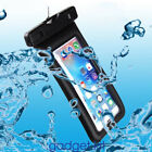 Universal Waterproof Floating Phone Case Pouch Dry Bag Stuff Sack 55 Inch HY1
