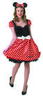 Fancy Dress Costume ~ Disney Sassy Minnie Mouse Costume Size 8 - 18