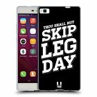 HEAD CASE DESIGNS FUNNY WORKOUT STATEMENTS SOFT GEL CASE FOR HUAWEI PHONES