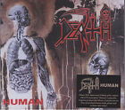 DEATH 1991 2CD - Human (Remastered 2011) Massacre/Autopsy/Cynic/Pestilence - NEW