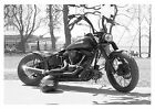 Harley Davidson - Classic American Bike Art Large Poster / Canvas Picture Prints £13.0 GBP on eBay
