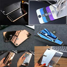 Front Back Tempered glass Screen Protector Mirror Effect For iPhone 5s 6 6s plus