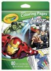 Crayola Avengers Mini Coloring Pages by Crayola