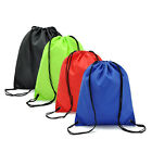 Multipurpose Nylon Drawstring Bag Gift Sport Shoe Clothes Travel Backpac Outdoor